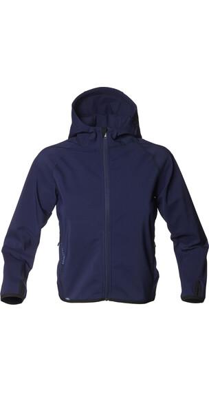 Isbjörn Juniors Wind & Rain Bloc Jacket Dark Navy